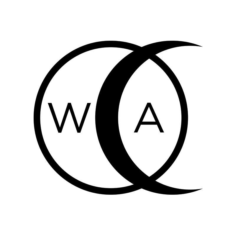 27. logo White Alice, white