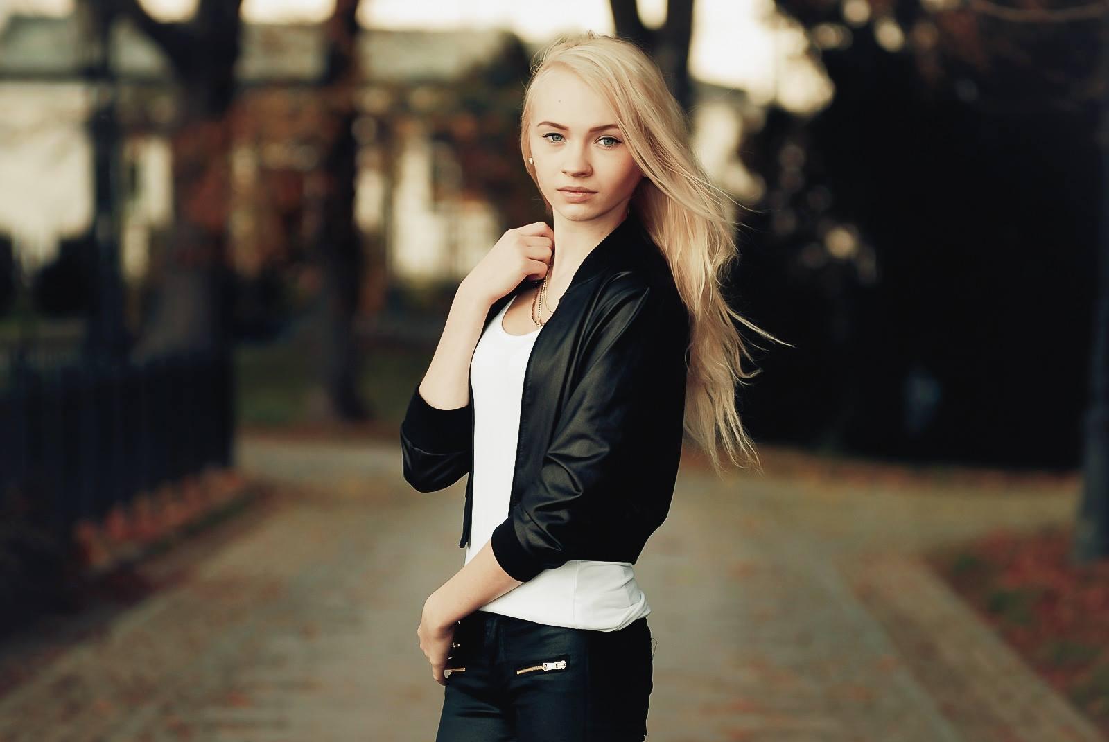 Na zdjęciu Magdalena Kubiak, fot. Witold Fotografuje