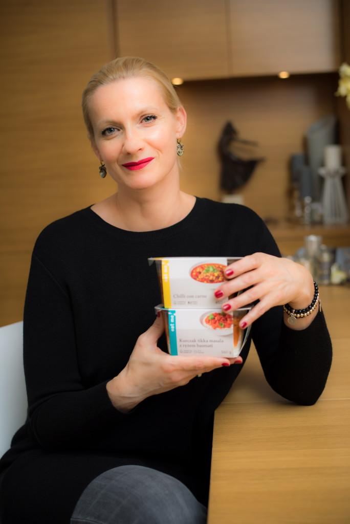 2017.10 Warszawa , Pani Anna Chwilczynska - firma Eat Me Fot. GoodPictures Franek Mazur