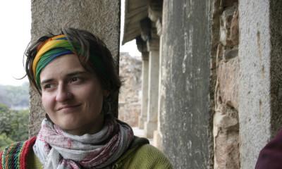 Agnieszka Bielecka. Fot. Romuald Bielecki