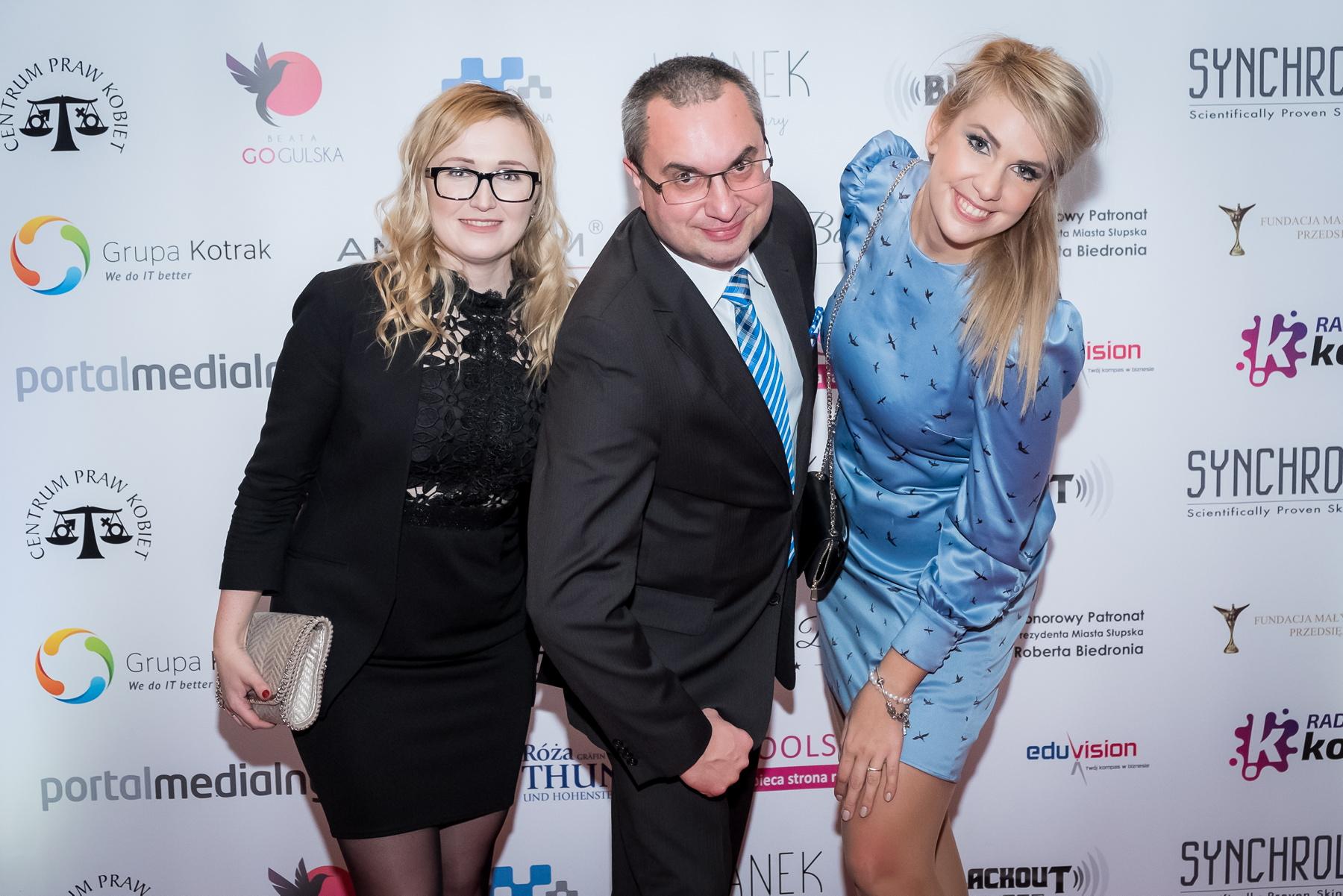 "25.11.2017 Warszawa , Gala - premiera ksi????ki ""Sukces jest kobiet??"" Fot. Franek Mazur"