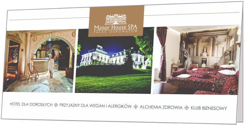 karta podarunkowa Manor House SPA