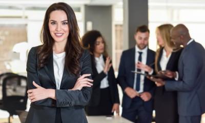 kobieta sukcesu w biznesie