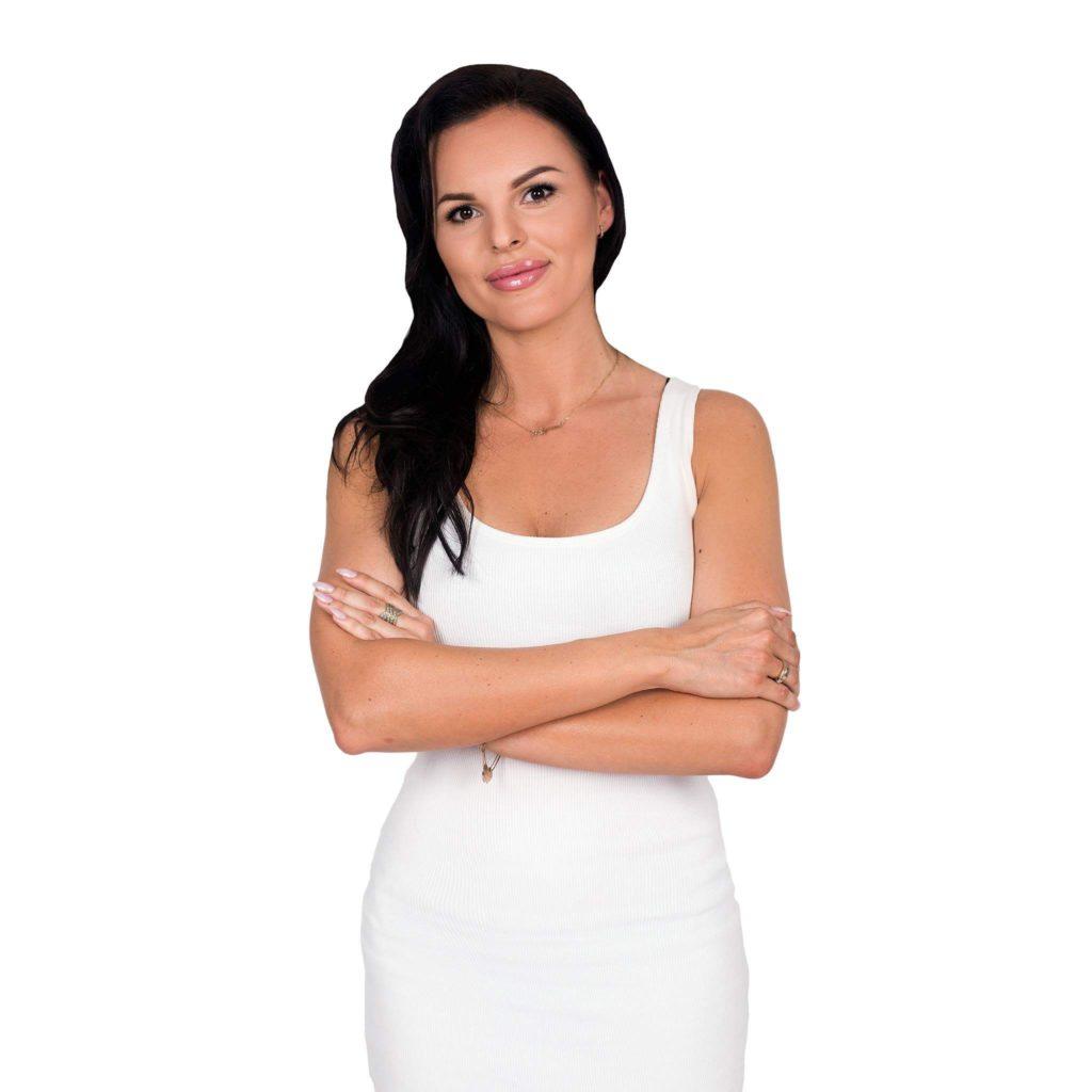 Agnieszka Majewska, właścicielka Maderm Esthetic